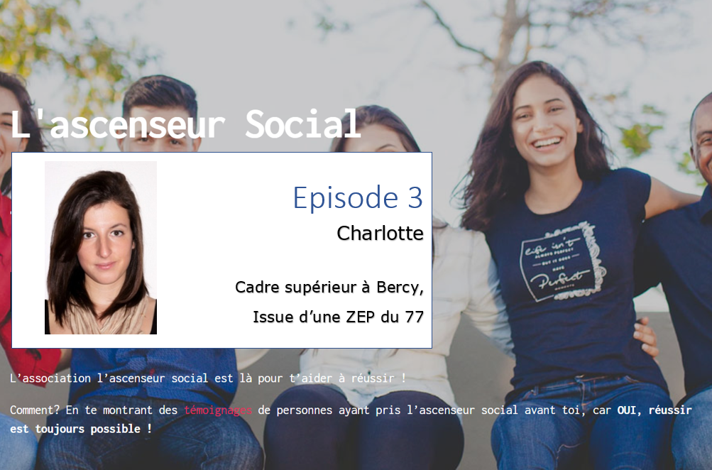 Podcast charlotte couverture